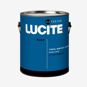 LUCITE<sup>®</sup> Exterior Paint