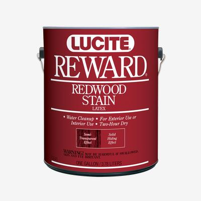 LUCITE<sup>®</sup> Reward<sup>®</sup> Redwood Stain
