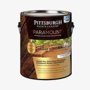 PARAMOUNT<sup>®</sup> Exterior Luxury Finish & Sealant In One