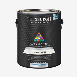 PARAMOUNT<sup>®</sup> Exterior One Coat White Paint & Primer