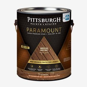 PARAMOUNT<sup>®</sup> Exterior Stain - Semi-Transparent/Semi-Solid