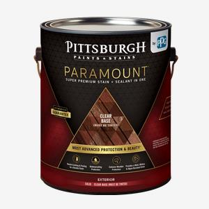 PARAMOUNT<sup>®</sup> Exterior Stain - Solid Color