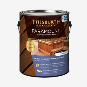 PARAMOUNT<sup>®</sup> Exterior Stain - Transparent
