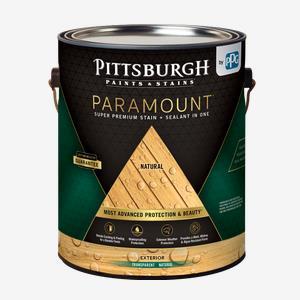 PARAMOUNT<sup>®</sup> Exterior Stain - Transparent