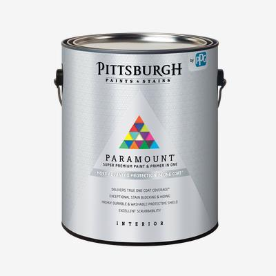 Paramount Interior Paint Primer Professional Quality Paint Products Ppg
