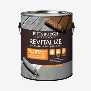 Revitalize<sup>®</sup> Resurfacer & Sealant in One - Heavy to Moderate Restoration