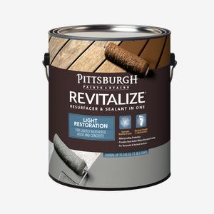 Revitalize<sup>®</sup> Resurfacer & Sealant in One - Light Restoration