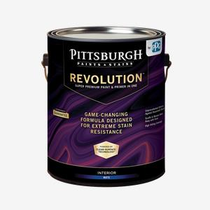 Revolution<sup>™</sup> Interior Paint & Primer
