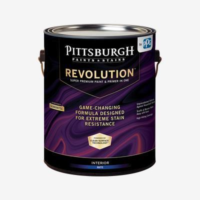 Revolution<sup>™</sup> Interior Paint & Primer