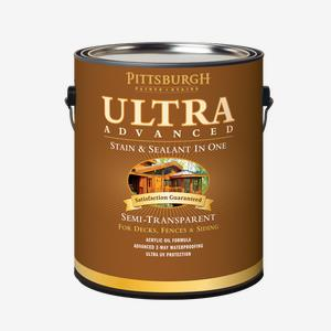 Ultra Advanced Exterior Stain - Semi-Transparent