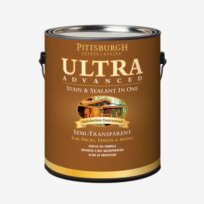 Ultra Advanced Exterior Stain - Semi-Transparent