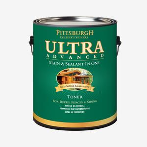 Ultra Advanced Exterior Stain - Toner
