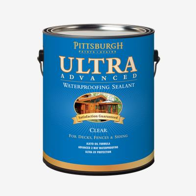 Ultra Advanced Exterior Waterproofing Clear Sealant